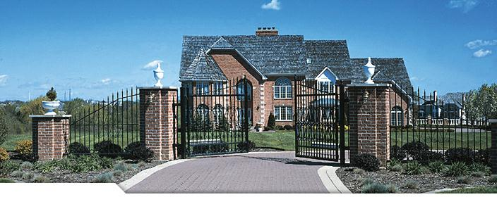 Custom Estate Gates And Operating Systems
